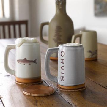 Orvis Ceramic Stein -  image number 1