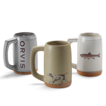 Orvis Ceramic Stein -
