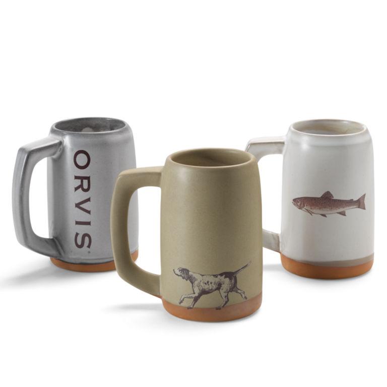 Orvis Ceramic Stein -  image number 0