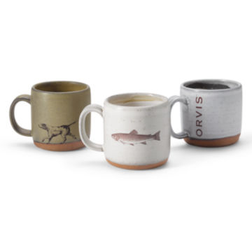 Orvis Ceramic Coffee Cup -  image number 0