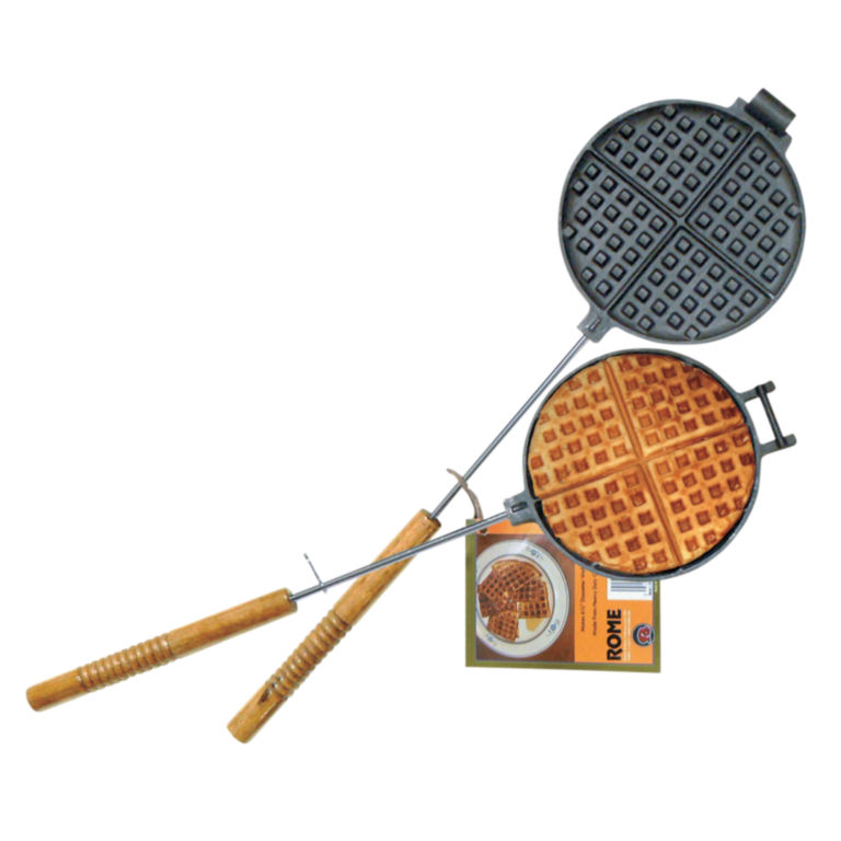 Chuck Wagon Waffle Iron -  image number 0