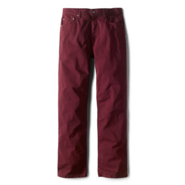 5-Pocket Stretch Twill Pants -