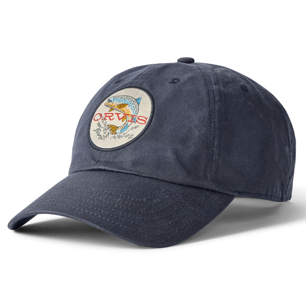 Early Rise Wax Cotton Ball Cap - image number 0