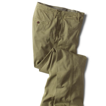 Signature Twill Trousers -