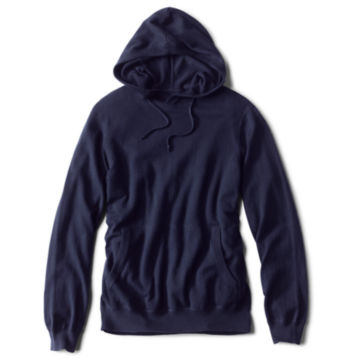 Cotton/Cashmere Hoodie -  image number 0