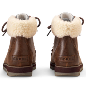 Sorel®  Harlow Lace Cozy Boots -  image number 1