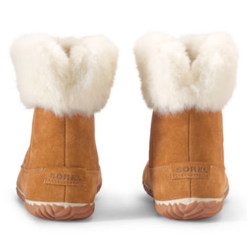 Sorel Out 'N About Booties - TAN image number 1