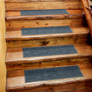 Oxford Weave Stair Tread -