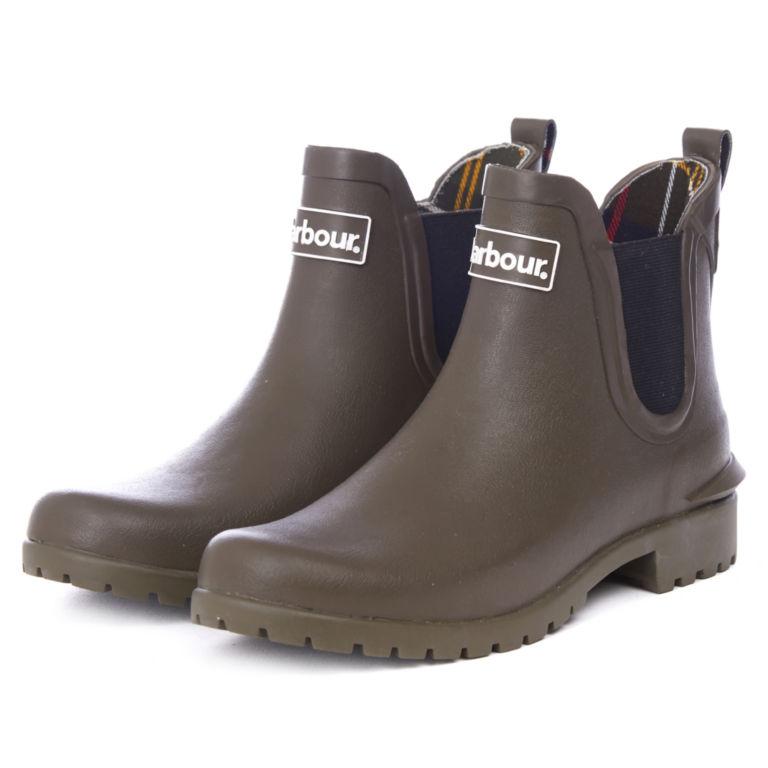 Barbour® Wilton Wellington Low-Top Boots -  image number 0