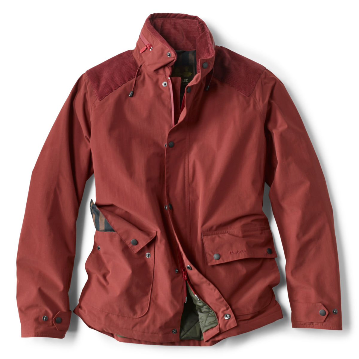 Barbour®  Marple Jacket - RUSSETimage number 0