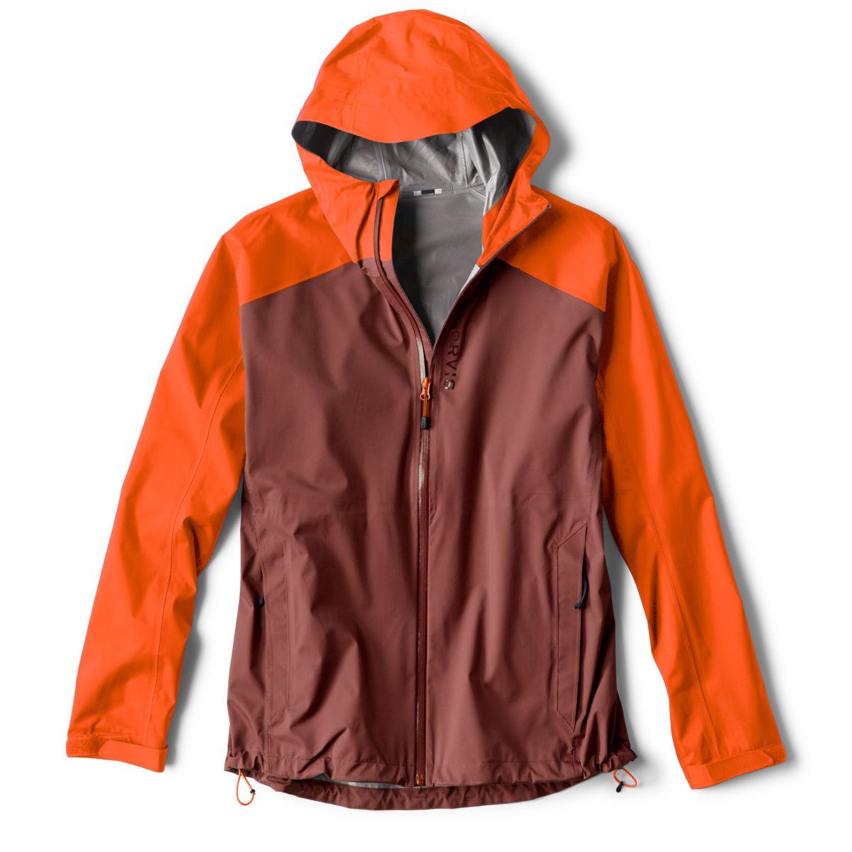 Men's Ultralight Storm Jacket - BURNT HENNAimage number 0