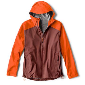Men's Ultralight Storm Jacket - BURNT HENNA image number 0