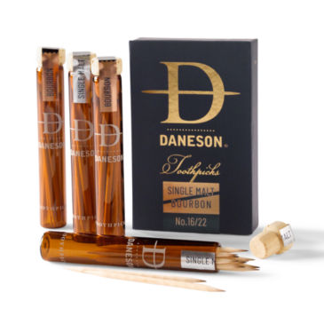 Daneson Flavored Toothpicks 4-Pack -