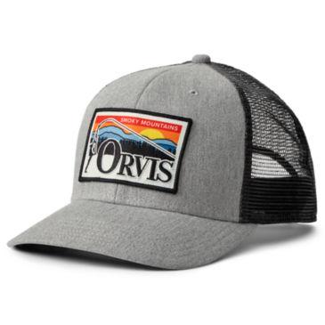 Smoky Mountains Bent Rod Trucker -