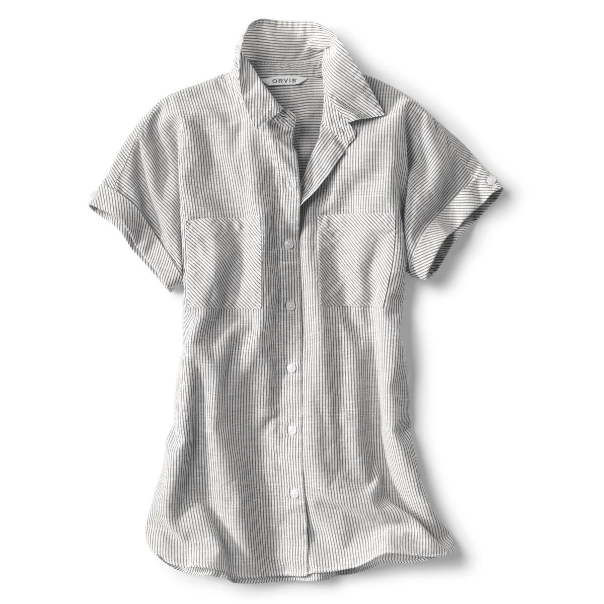 Easy Printed Camp Shirt - image number 0