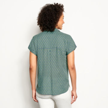 Easy Printed Camp Shirt -  image number 2