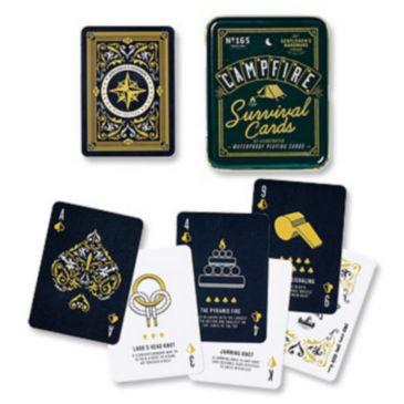 Campfire Survival Cards -