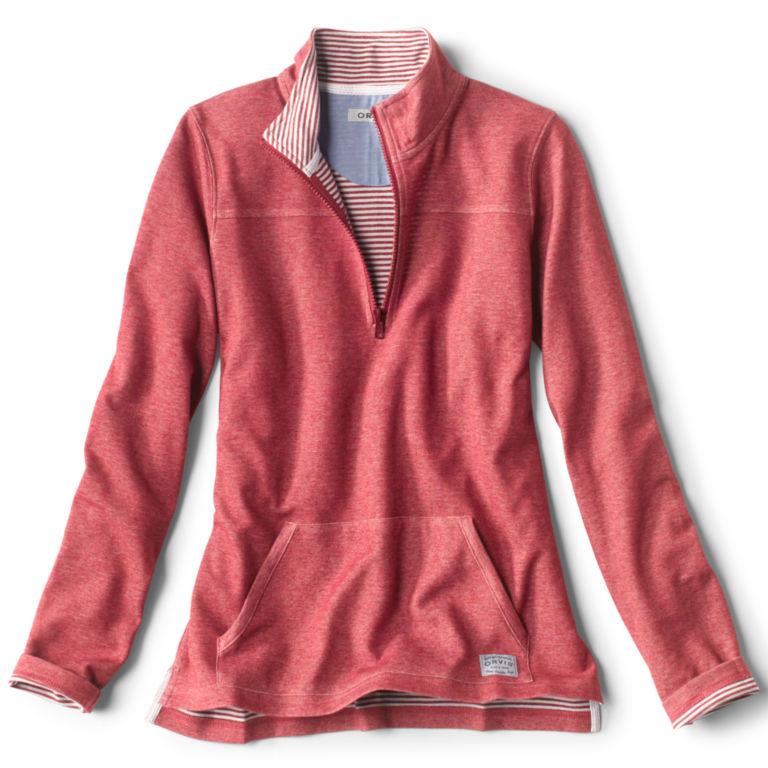The Journey Quarter-Zip Sweatshirt -  image number 0