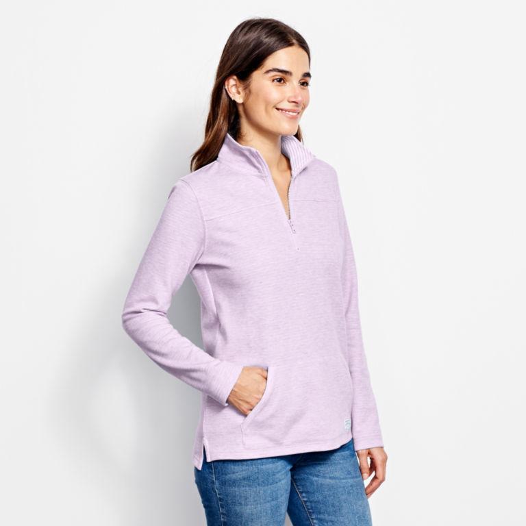 The Journey Quarter-Zip Sweatshirt -  image number 1