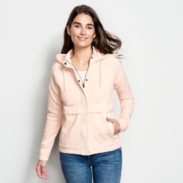 Sunwashed Zip-Front Sweatshirt -
