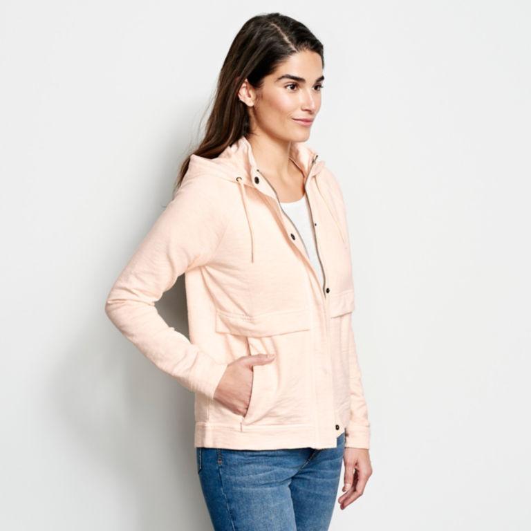Sunwashed Zip-Front Sweatshirt -  image number 1