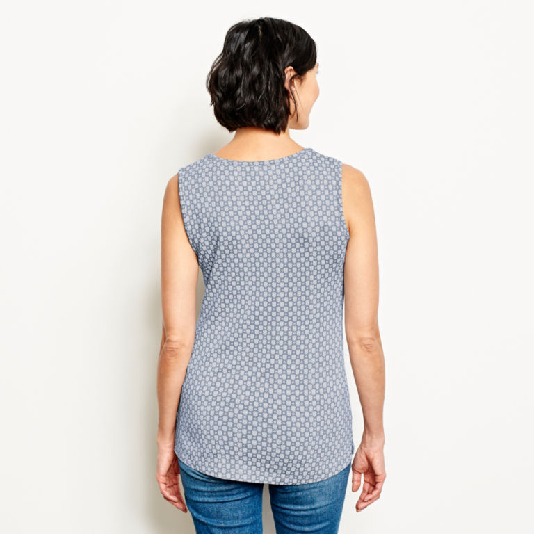 Sleeveless Printed Top -  image number 2