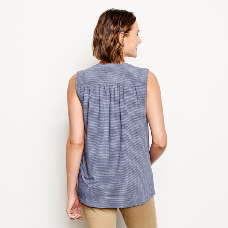 The Journey Popover Sleeveless Top -  image number 2