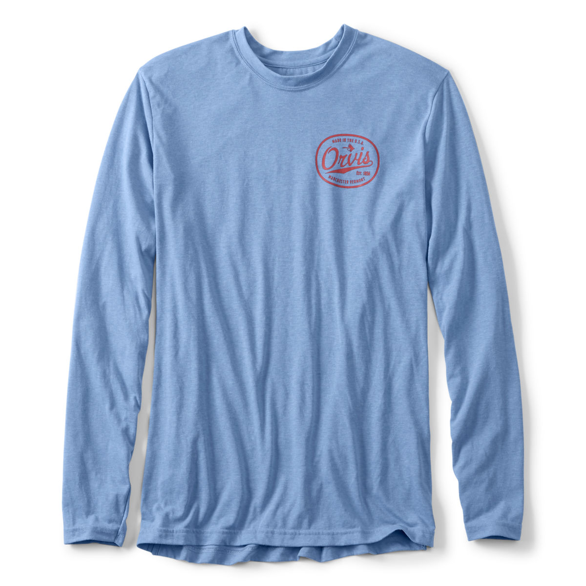 drirelease®  Long-Sleeved Logo T-Shirt - image number 0