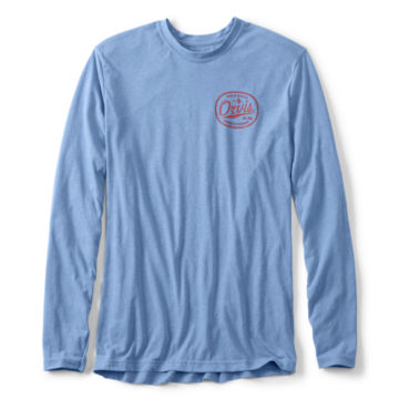 drirelease®  Long-Sleeved Logo T-Shirt -  image number 1