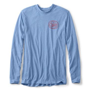 drirelease®  Long-Sleeved Logo T-Shirt -