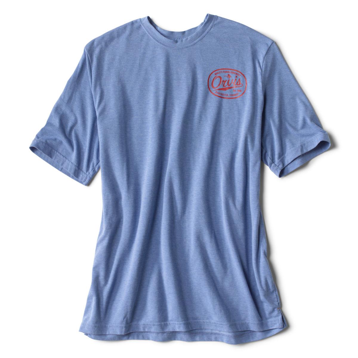 drirelease®  Short-Sleeved Logo Tee - image number 0