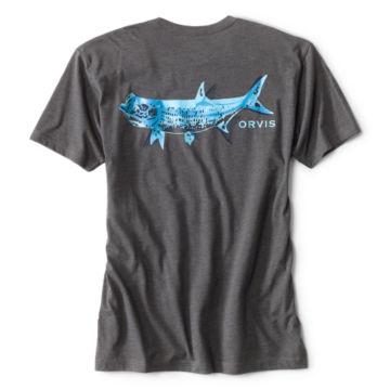 Tarpon Bones T-Shirt - CHARCOAL image number 1