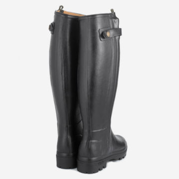 Women's Le Chameau Chasseur Leather-Lined Boots -  image number 2