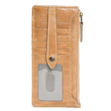 Frye® Melissa Snap Card Wallet -