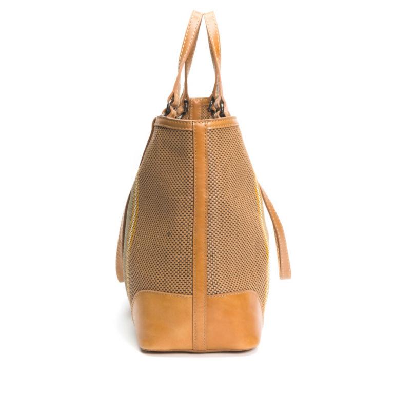 Frye® Melissa Striped Shopper -  image number 3