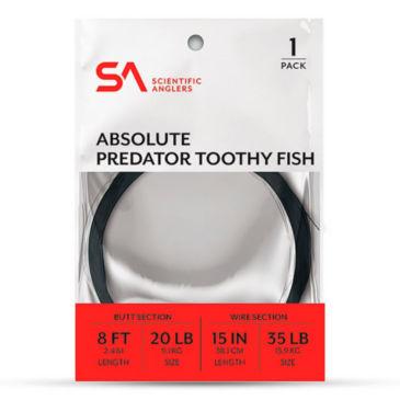 Absolute Predator Toothy Fish Leader -