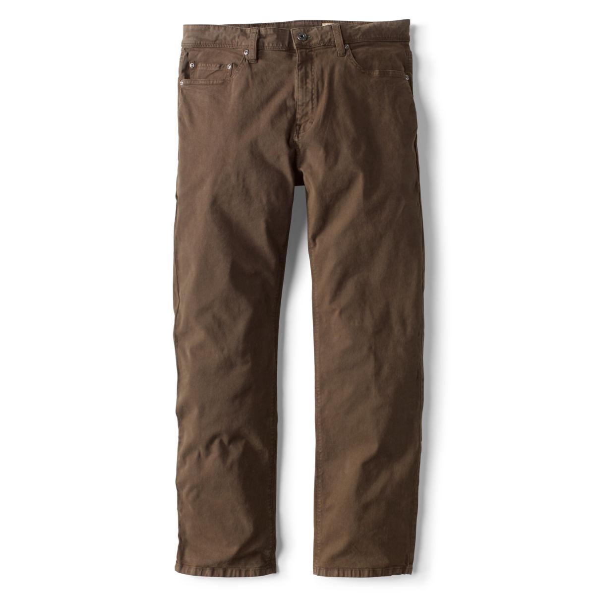 5-Pocket Stretch Twill Pants - image number 0