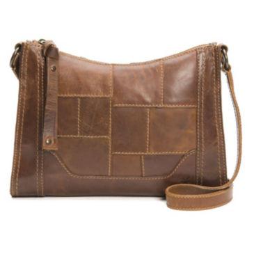 Frye® Melissa Zip Patchwork Crossbody Bag -