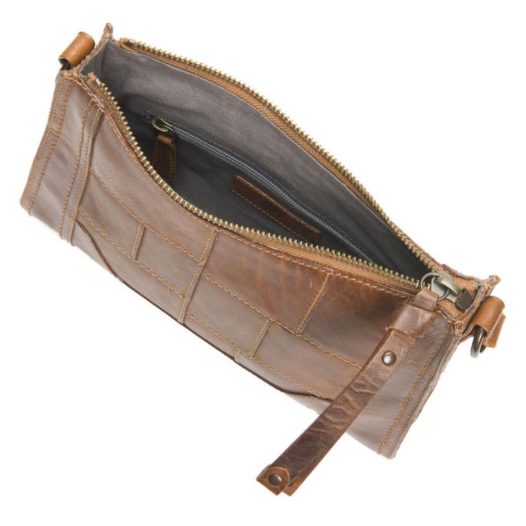 Frye® Melissa Zip Patchwork Crossbody Bag -  image number 4