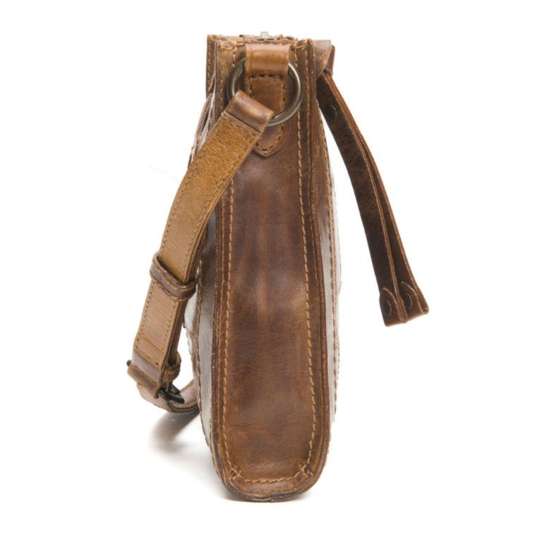Frye® Melissa Zip Patchwork Crossbody Bag -  image number 1