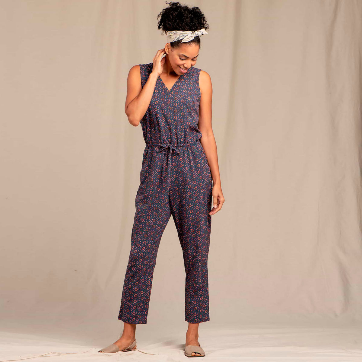Toad&Co Sunkissed Jumpsuit - image number 0