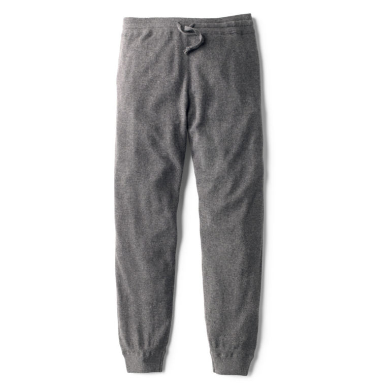 Cashmere Sweater Pants - GREY image number 0