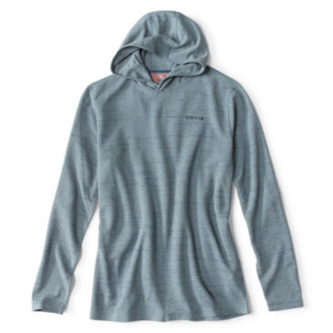 West River Waffle-Knit Hoodie -