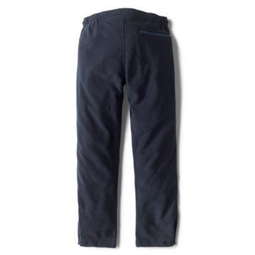 Grid Fleece Pants -  image number 1