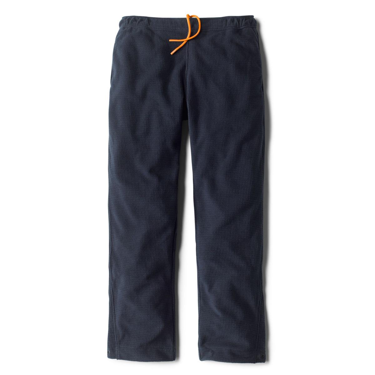 Grid Fleece Pants - image number 0