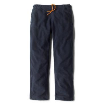 Grid Fleece Pants -