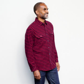 Mid Mountain Tech Flannel Shirt -  image number 2