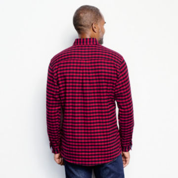 Mid Mountain Tech Flannel Shirt -  image number 3