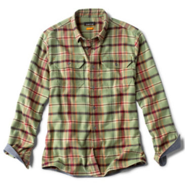Mid Mountain Tech Flannel Shirt -