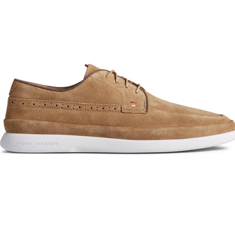 Sperry® Gold Cup Plushwave 4-Eye Sneakers - TAN SUEDE image number 2